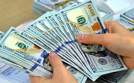 4月3日越盾对美元汇率中间价上调7越盾 hinh anh 1