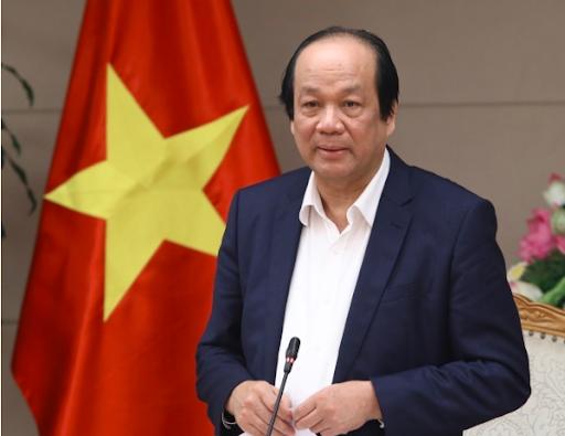 梅进勇部长:部分地方存在误解政府总理指示精神的现象 hinh anh 1