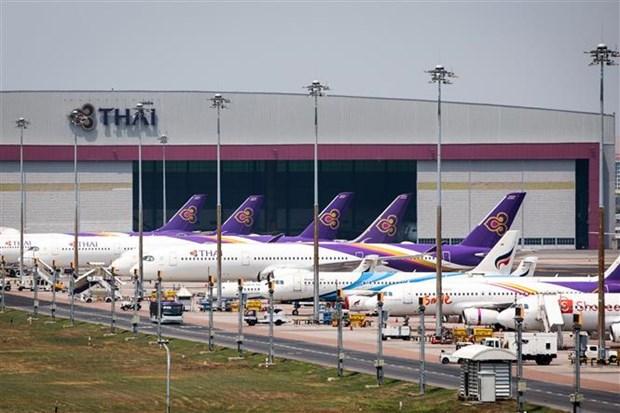 老挝推出多项应对新冠肺炎疫情措施 泰国国际航空公司暂停运营 hinh anh 2