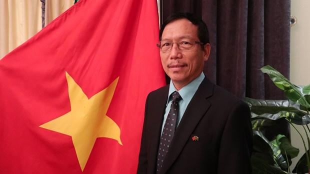 新冠肺炎疫情:越南驻沙特阿拉伯大使馆多措并举为在沙越南人抗击疫情提供支持 hinh anh 1