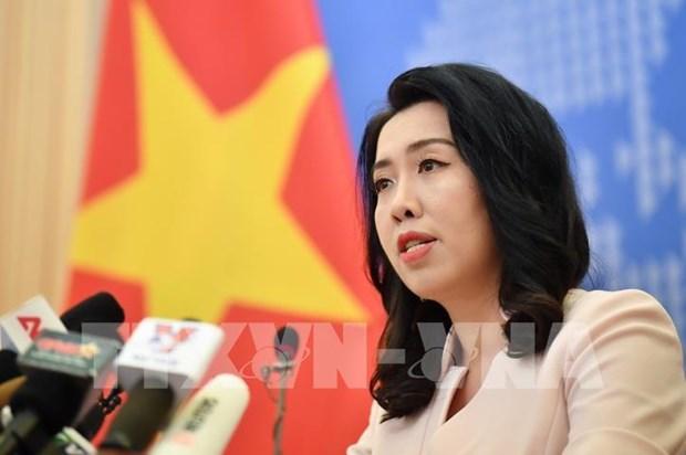 越南致函要求中方为越南渔民提供妥善的赔偿 hinh anh 1