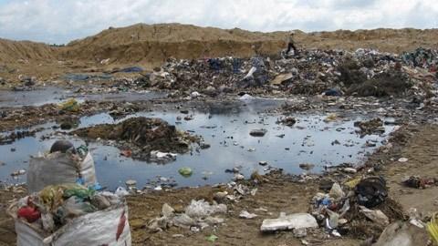 把生物技术应用于垃圾填埋场垃圾渗漏液污染控制工作 hinh anh 1