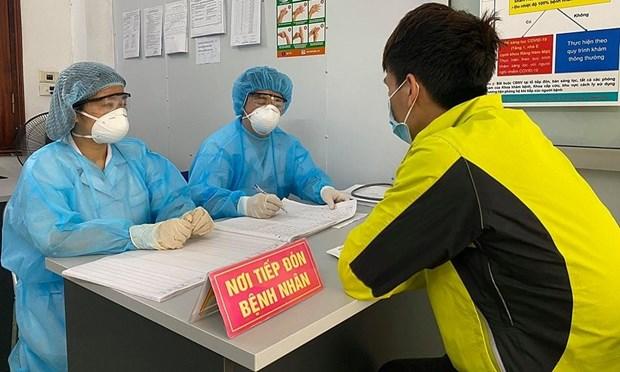 新冠肺炎疫情:各医院应做好疑似病例检测与隔离工作 hinh anh 1