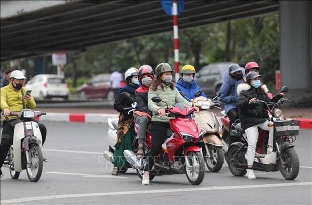 确保交通安全是为全国打赢新冠肺炎疫情防控攻坚战做出贡献 hinh anh 1
