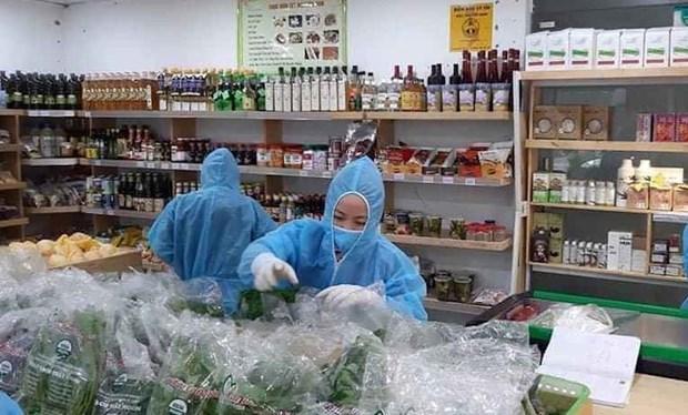 越南工贸部指示各省市贸易厅/局开设零时销售服务网点 确保必需品供应充足 hinh anh 1