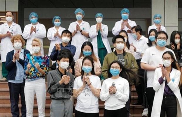 新冠肺炎疫情:越南与国际社会相互合作应对全球疫情冲击 hinh anh 1