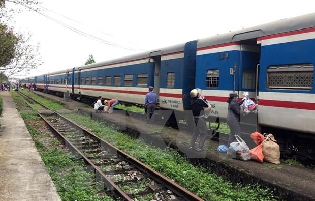 铁路行业为防控疫情接受网上货物运输预订 hinh anh 1