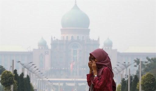 泰国将与缅甸和老挝合作治理烟雾污染 hinh anh 1