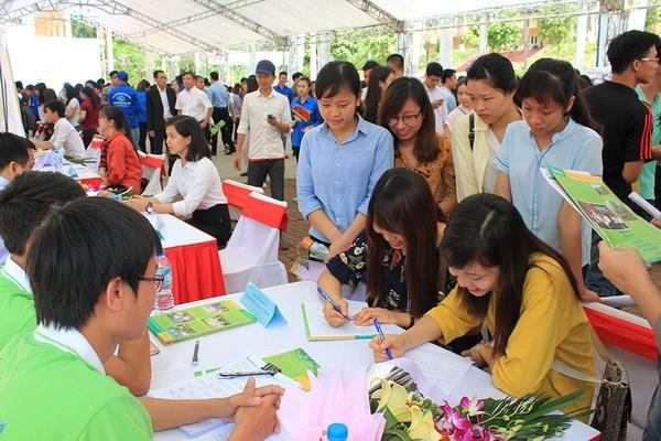 2020年第二季度胡志明市需招聘4.7万名员工 hinh anh 1