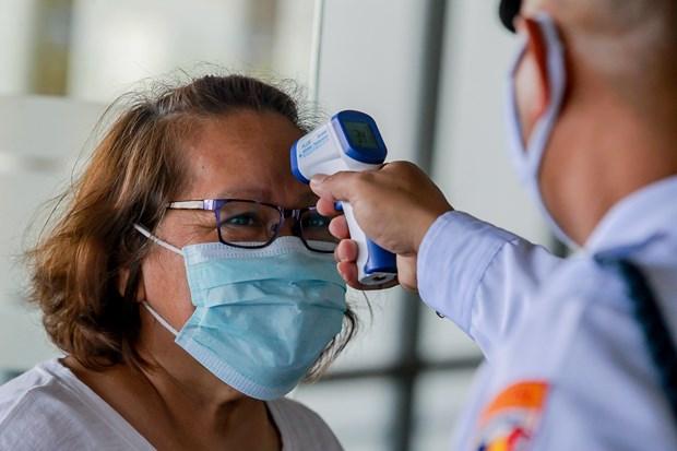 新冠肺炎疫情:东南亚多国疫情持续扩散 hinh anh 1