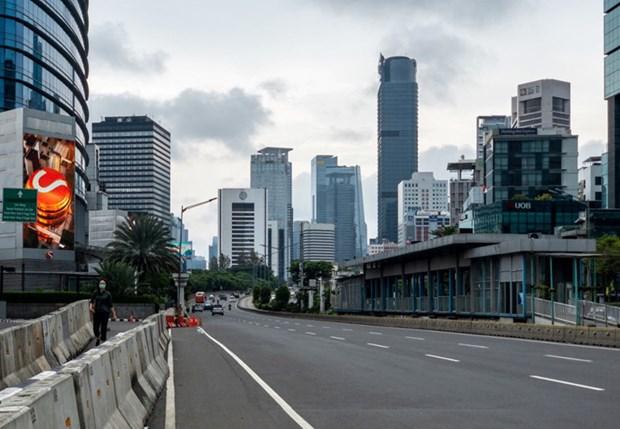 新冠肺炎疫情:印尼制造业受到严重影响 hinh anh 1
