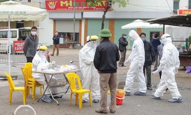 越南卫生部公布第243例患者的行动轨迹要求相关人员立即与各省市疾病控制中心联系 hinh anh 1