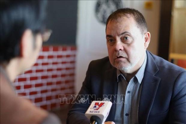 俄罗斯专家:越南在东海问题中并不孤单 hinh anh 1