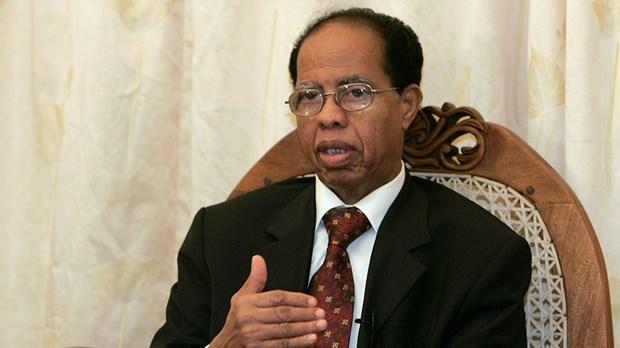 越南政府总理阮春福就索马里前总理逝世致唁电 hinh anh 1