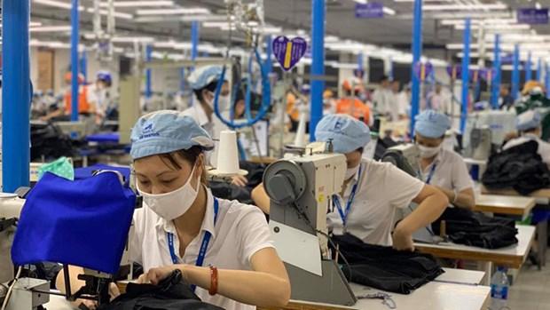安江省积极协助受新冠肺炎疫情影响的企业 hinh anh 1
