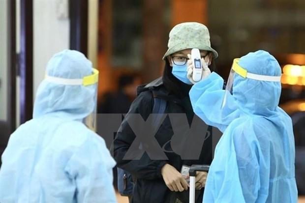 越南今日无新增病例 预计有18名病人治愈出院 hinh anh 1