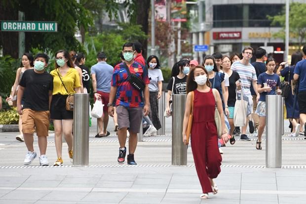东南亚新冠肺炎疫情持续蔓延 新加坡、马来西亚出台经济援助计划 hinh anh 1