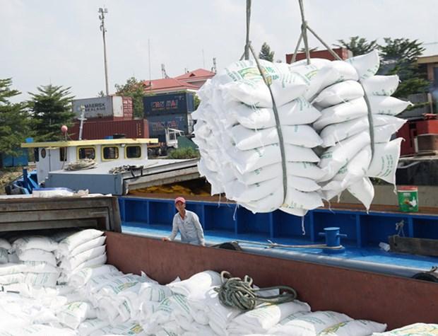 工贸部建议在严管出口量条件下继续允许出口大米 hinh anh 1