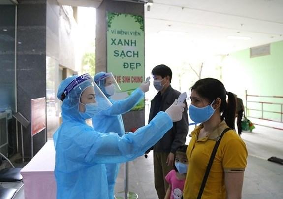 越南政府总理:严格落实保持社会距离措施不让疫情暴发 hinh anh 2