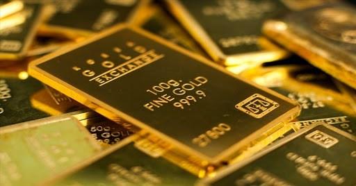 越南国内黄金价格下降30万越盾 hinh anh 1