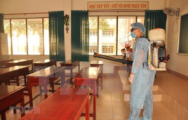 美国媒体:越南是抗击新冠肺炎疫情战役中表现突出的典型国家 hinh anh 2