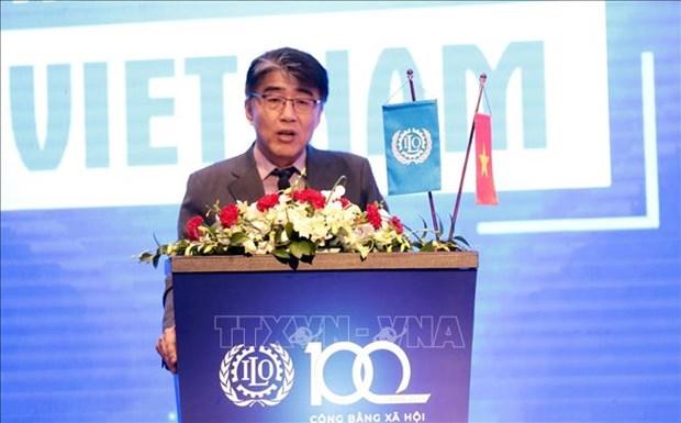 新冠肺炎疫情:国际劳工组织愿为越南政府提供协助 hinh anh 1