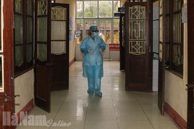新冠肺炎疫情:跟第251例病例有关的河南省吴溪三号村进行隔离封锁 hinh anh 1