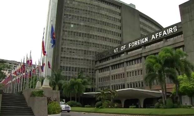 菲律宾声援越南反对中国在东海的挑衅行为 hinh anh 1