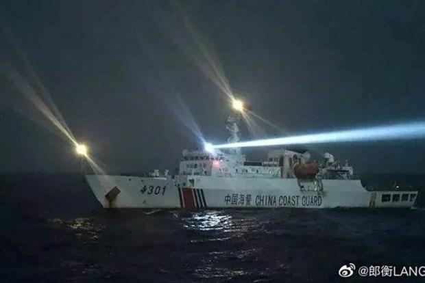 菲律宾声援越南反对中国在东海的挑衅行为 hinh anh 2