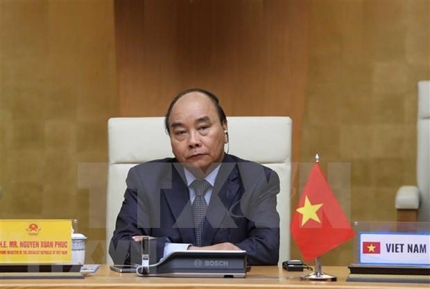 2020年东盟轮值主席年:东盟和东盟与中日韩特别峰会将以视频方式举行 hinh anh 1