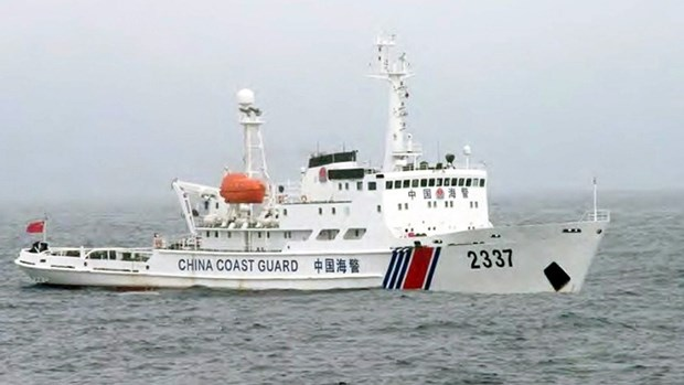 美国国防部谴责中国在东海撞沉越南渔船的行为 hinh anh 2
