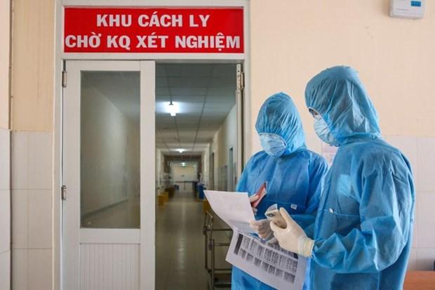 4月10日上午越南无新增新冠肺炎确诊病例 hinh anh 2