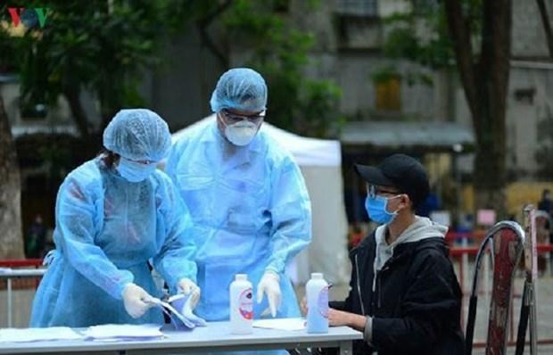 4月10日上午越南无新增新冠肺炎确诊病例 hinh anh 1
