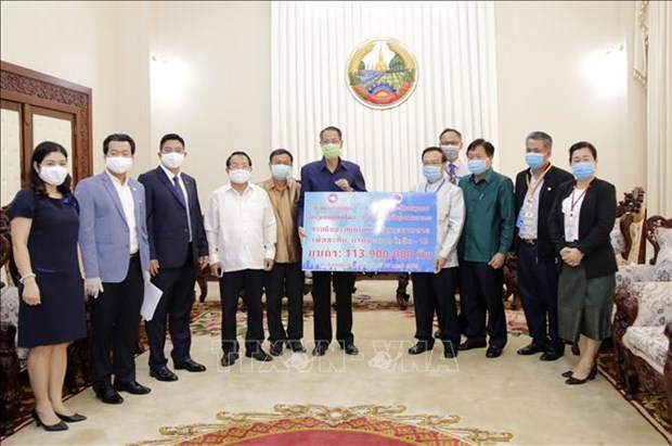 越南向缅甸捐赠援助资金 hinh anh 2