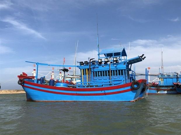 越南不允许未安装监控系统的渔船出海捕捞 hinh anh 1