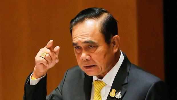 泰国总理将出席有关应对新冠肺炎疫情的东盟与中日韩领导人视频会议 hinh anh 1