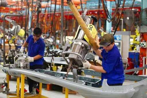 嘉萊省加大对经济园区和工业区的招商引资力度 hinh anh 1