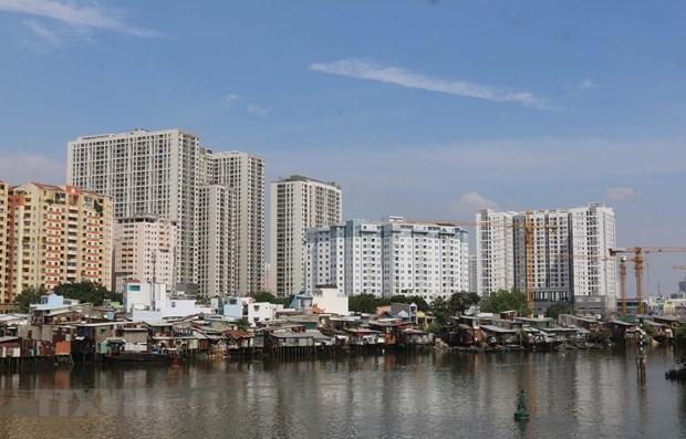 受新冠疫情影响胡志明市房地产市场供求量需求减少 hinh anh 1