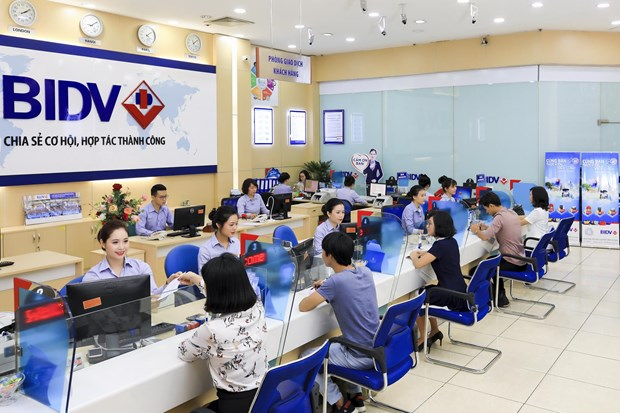 越南银行积极支援因疫情陷入困境的企业和群众 hinh anh 1