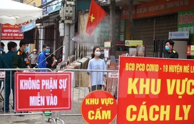 越南12日新增2例新冠肺炎确诊病例 累计260例 hinh anh 1