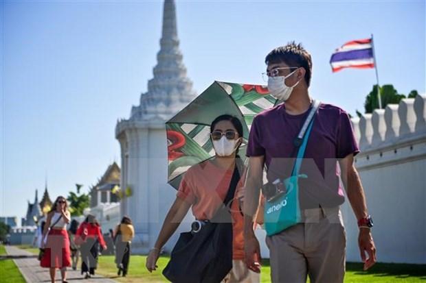 泰国旅游业遭遇新冠肺炎疫情严重打击 hinh anh 1