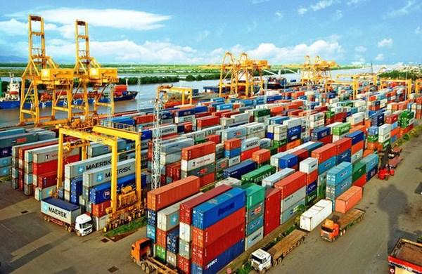 今年第一季度越南各港口货物吞吐量同比增长8.4% hinh anh 1