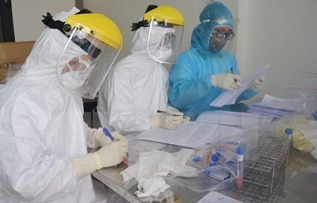越南新增3例新冠肺炎确诊病例 2例与夏雷村有关 hinh anh 1