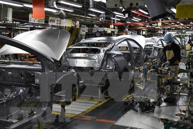 越南连续两个月汽车销量呈增长势头 hinh anh 1