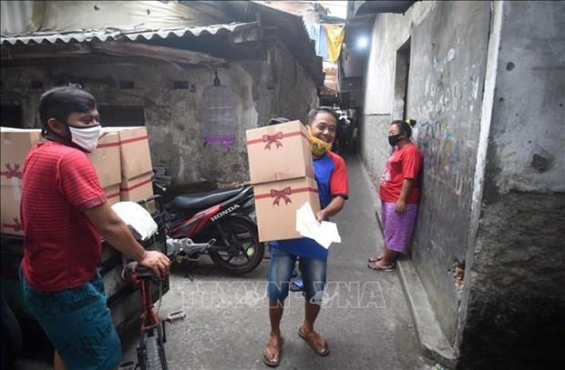 """新冠肺炎疫情:印尼进入""""大规模社会限制""""状态 hinh anh 1"""