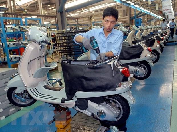 2020年第一季度越南摩托车销量同比下降3%以上 hinh anh 1