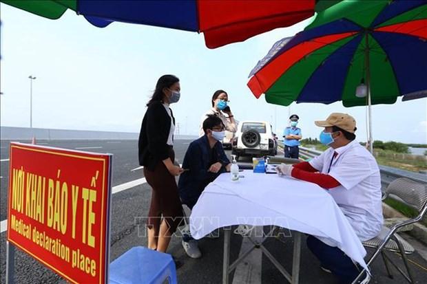 越南新冠肺炎疫情防控工作获得外国媒体的好评 hinh anh 2