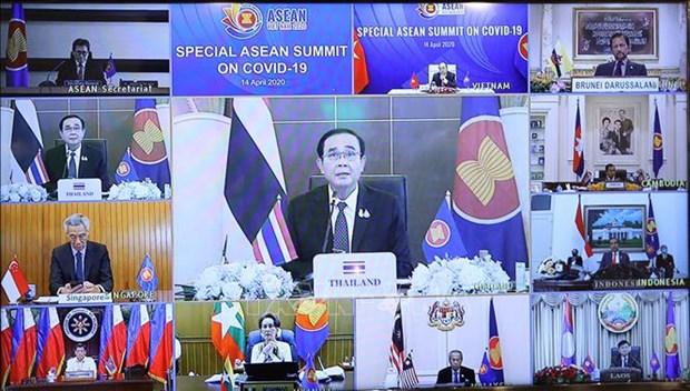 """泰国媒体:东盟要向世界证明东盟""""不抛弃、不放弃任何人"""" hinh anh 1"""