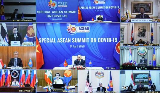 2020年东盟轮值主席年: 越南举行东盟与中日韩特别会议具有重要意义 hinh anh 2