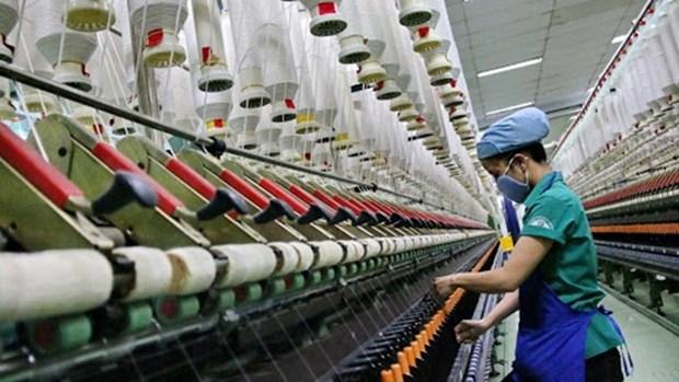 为越南纺织服装业化解原辅料短缺难题:打通瓶颈 加快发展 hinh anh 1